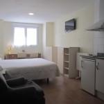 Habitación individual a buen precio en el centro de Almansa - Hostal el Estudio en Almansa