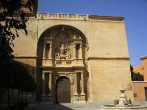 Iglesia de la Asunción - Monumentos de Almansa - Hostal el Estudio en Almansa