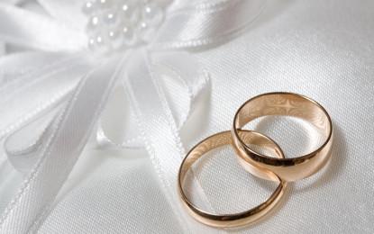 Qué fechas debes evitar para el día de tu boda
